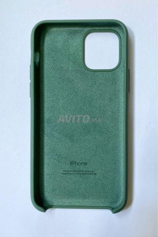 pochette silicone iphone 11 pro original - 5