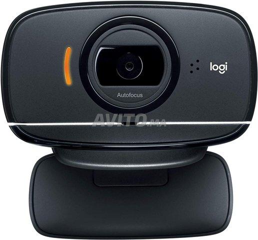 WebCam C525 Logitech Caméra pliable HD 720p - 6