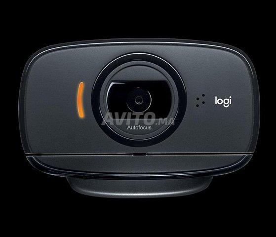 WebCam C525 Logitech Caméra pliable HD 720p - 2