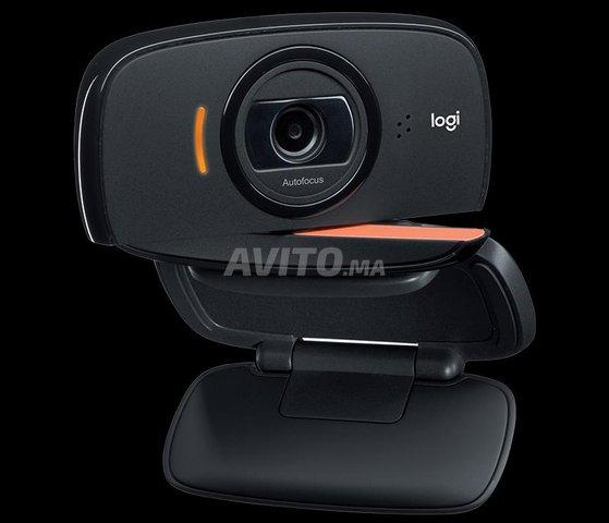 WebCam C525 Logitech Caméra pliable HD 720p - 4