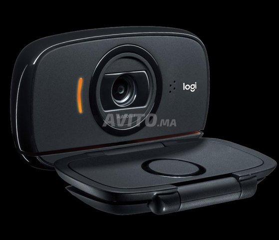 WebCam C525 Logitech Caméra pliable HD 720p - 3