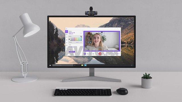 WebCam C920s Pro Logitech Full HD 1080p - 2