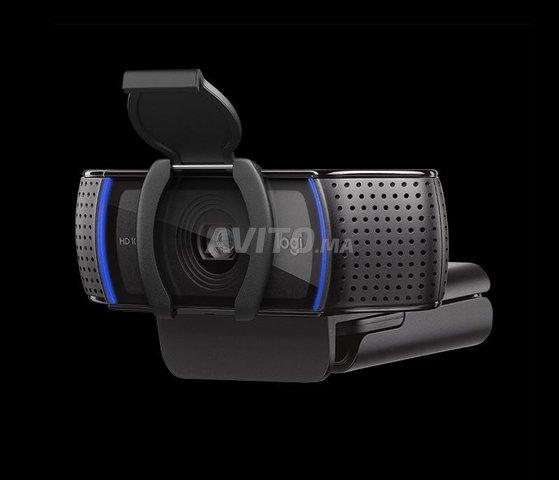 WebCam C920s Pro Logitech Full HD 1080p - 3