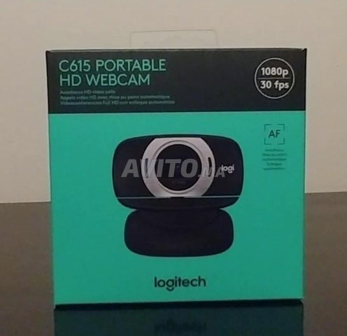 Webcam Logitech C615 HD - 1