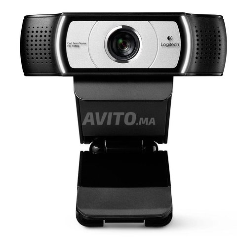 WebCam C930 Logitech 1080p - 1