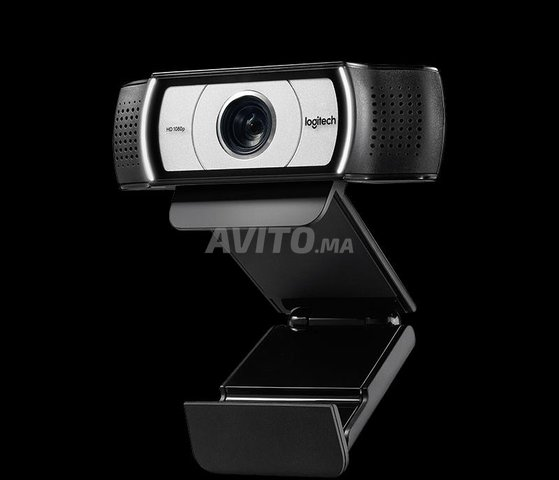 WebCam C930 Logitech 1080p - 2