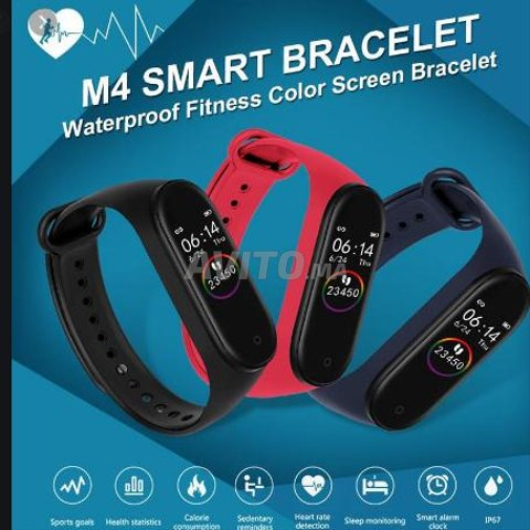 M4 Smart Bracelet (الدفع عند الاستلام)  - 1