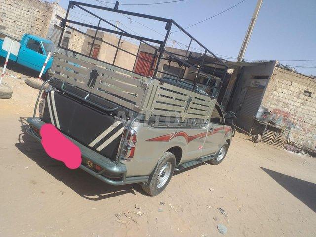 Voiture Toyota Hilux 2014 au Maroc  Diesel  - 10 chevaux
