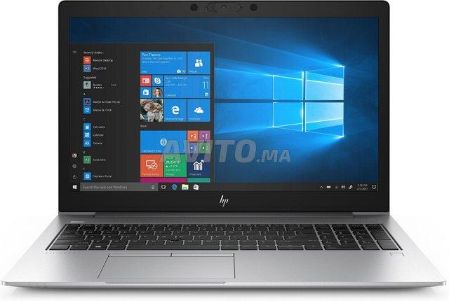 HP EliteBook 850 G6 i7 8é 16G 256 Graphic RX533 - 2