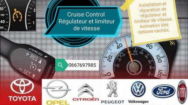 Regulateur et limiteur de vitesse  - 6
