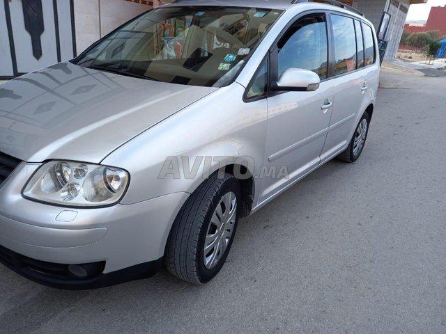 Voiture Volkswagen Touran 2004 au Maroc  Diesel  - 8 chevaux