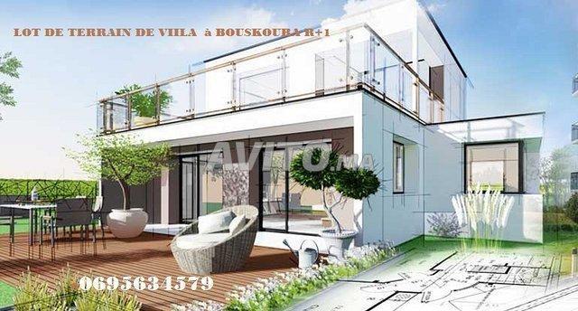 Terrain pour villa à Bouskoura - 1