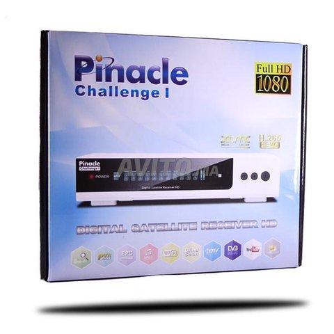 PINACLE CHALLENGE 1 - 1