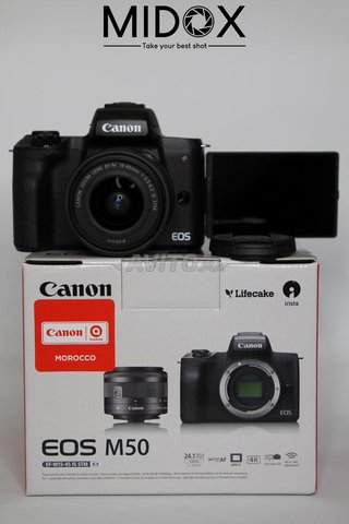 Canon M50et 15-45mm is STM MAGASIN Midox SHOP - 4