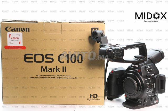 Canon C100 Mark Neuf MAGASIN Midox SHOP - 1