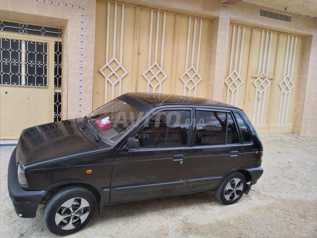 Voiture Suzuki Maruti 2008 au Maroc  Essence  - 4 chevaux