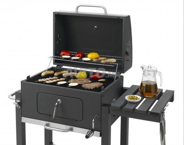 Luxe Barbecue à charbon De Jardin - 1