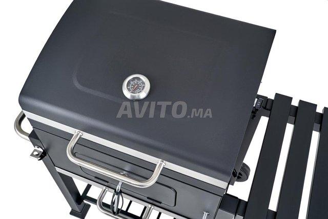Luxe Barbecue à charbon De Jardin - 2