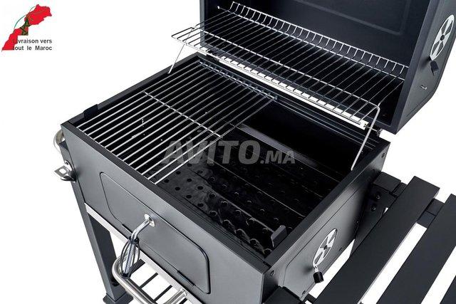 Luxe Barbecue à charbon De Jardin - 7