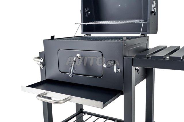 Luxe Barbecue à charbon De Jardin - 5