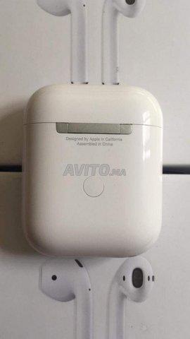 Airpods 2ème génération wireless charger GPS toop - 3