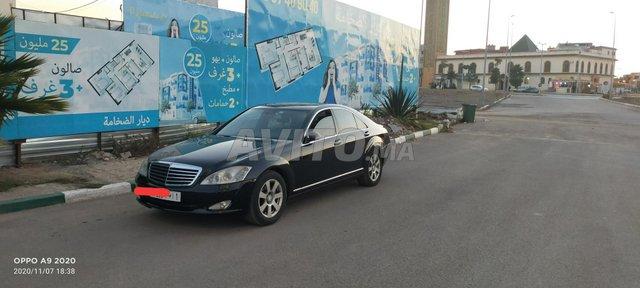 Mercedes class S - 3
