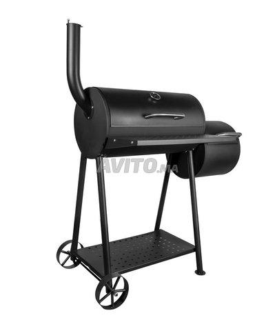 Barbecue Grill ZARIA Tonneau FAMILIAL  - 7