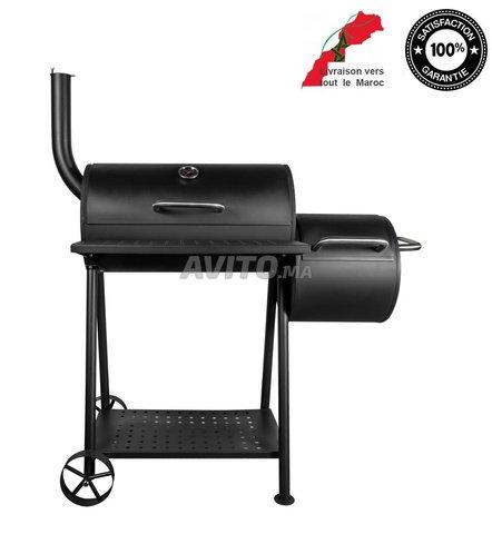 Barbecue Grill ZARIA Tonneau FAMILIAL  - 1