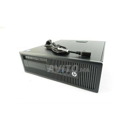 PC Complet HP ProDesk 600 G3440 avec HP LED 20 - 4