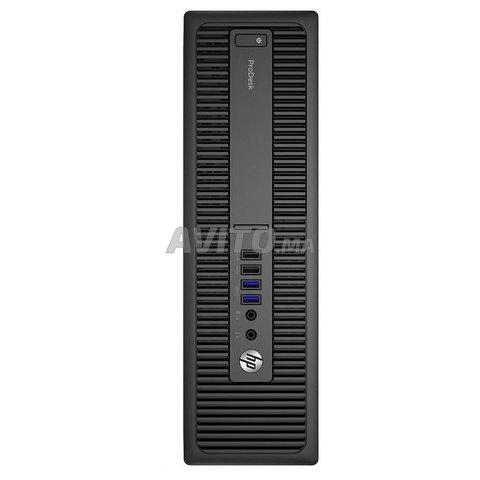 HP ProDesk 600 G2 intel G4400 I 4Go DDR4 I 500Go - 2