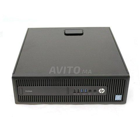 HP ProDesk 600 G2 intel G4400 I 4Go DDR4 I 500Go - 3