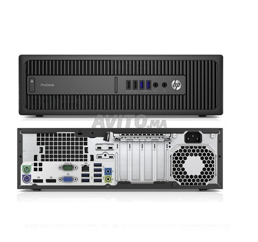 HP ProDesk 600 G2 intel G4400 I 4Go DDR4 I 500Go - 5