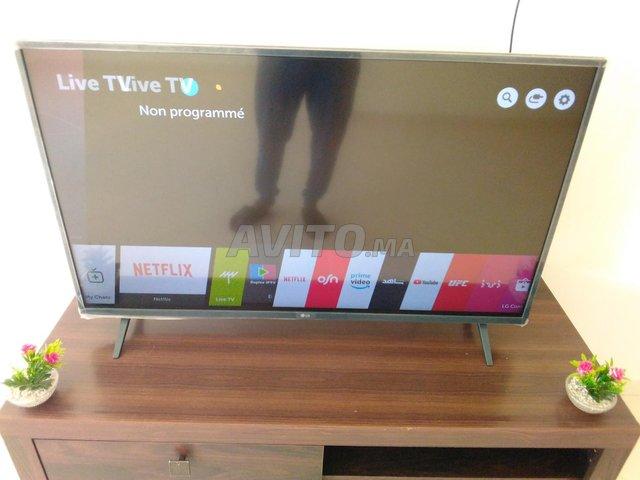 TV LG Smart 43 pouces - 2