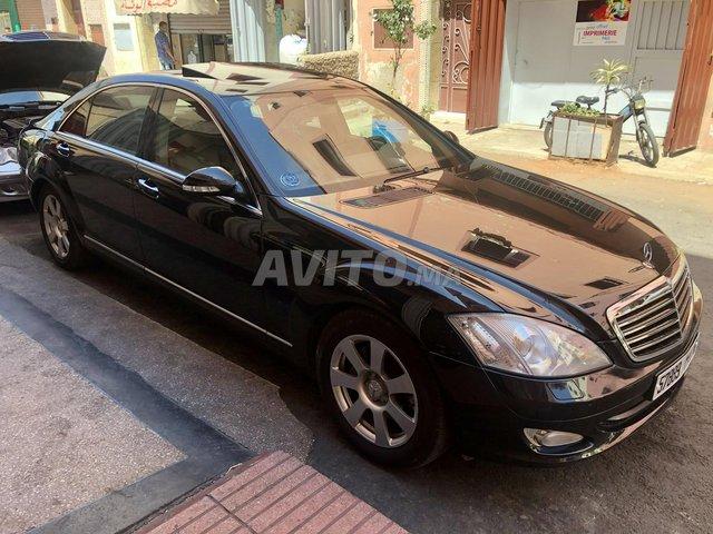 Mercedes class s - 1