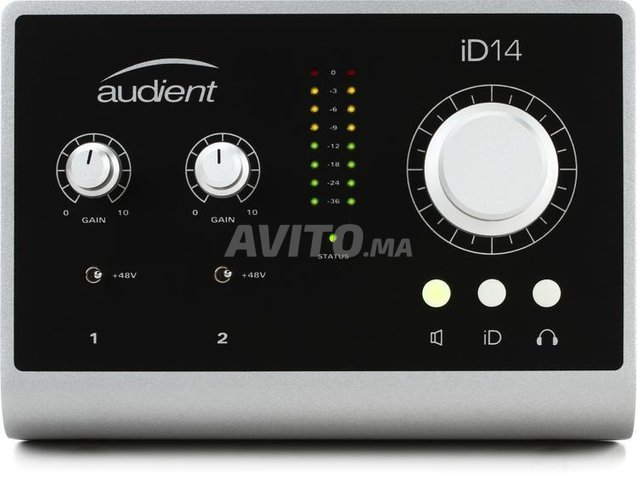 Audient id14 - 1