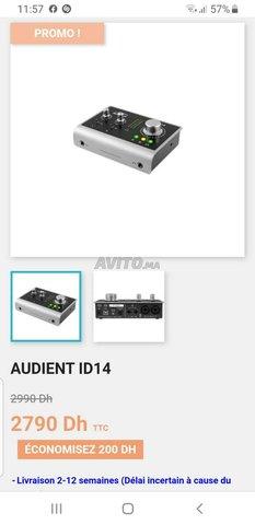 Audient id14 - 3
