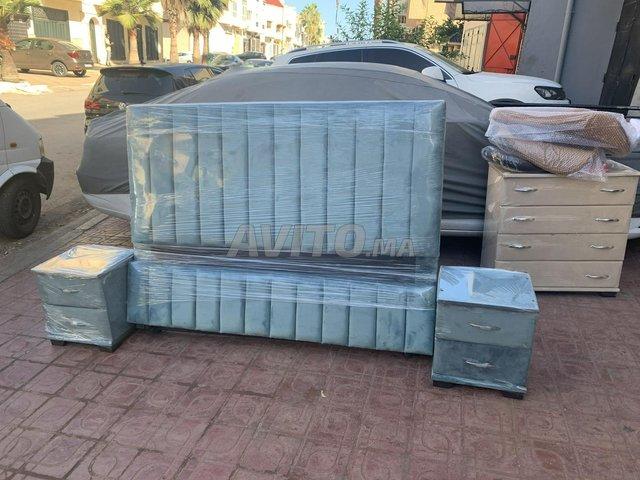 500 lit de chambre liquidation bshsj - 1