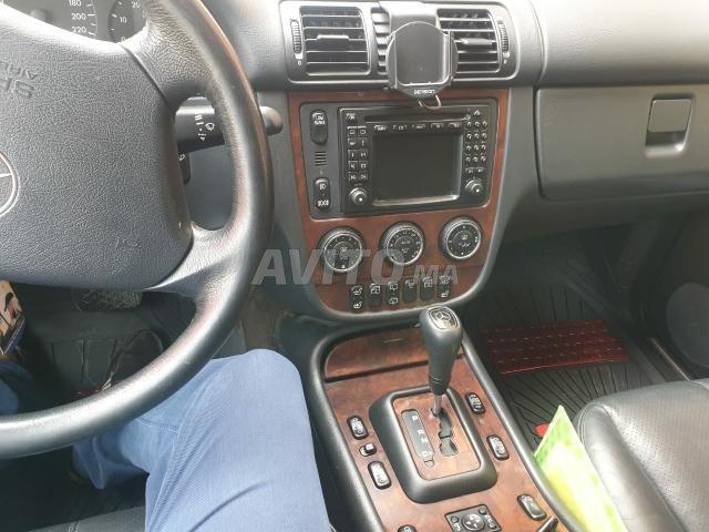 Mercedes ML 270 AUTOMATIQUE - 4