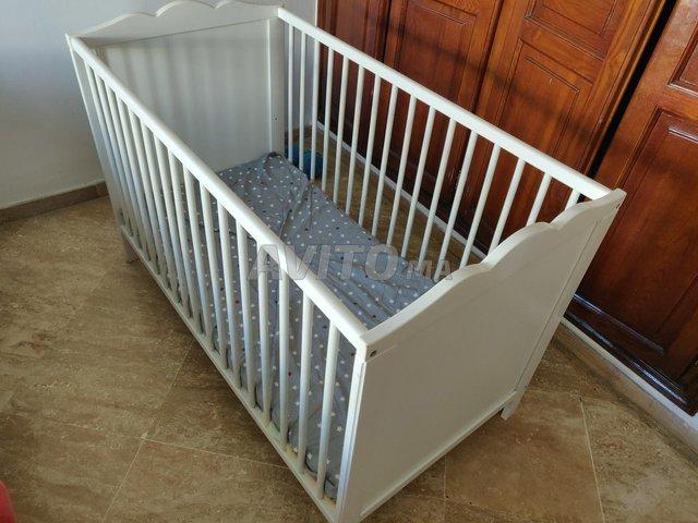 Lit bébéa barreaux - 4