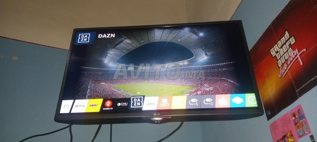 TV LG LED 32P SMART FULL HD - 3