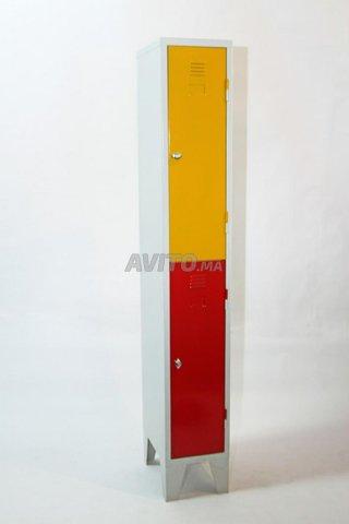 Vestiaire 1 2 3 4 portes en promotion  - 4