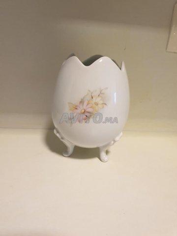 Vase en porcelaine de limoges - 1