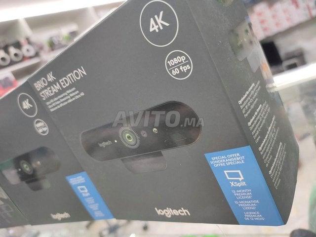 webcam Logitech BRIO - 1
