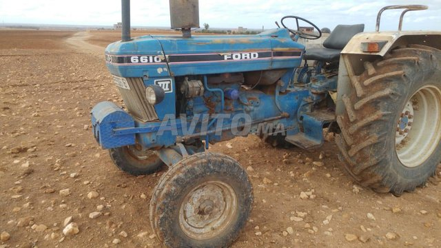 Ford 6610 - 1