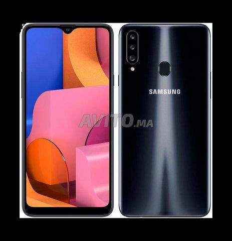 samsung galaxy A20s - 1