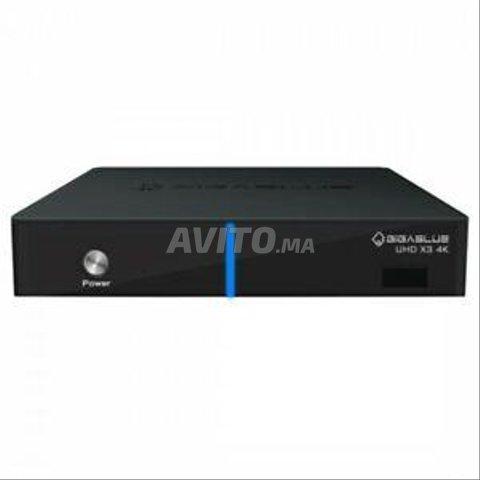 GigaBlue HD X3 4K - 1