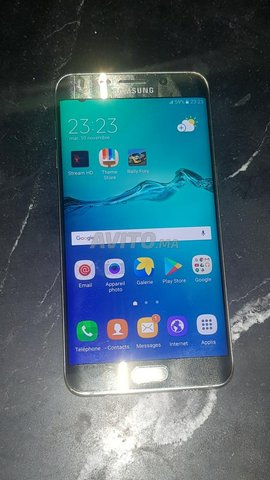 Samsung Galaxy S6 Edge Plus 32G 4G 4RM 9arta - 1