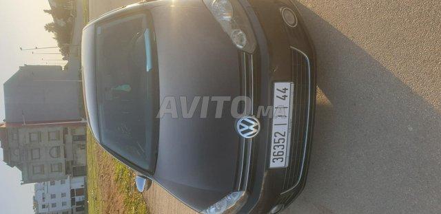 Voiture Volkswagen Golf 6 2009 au Maroc  Diesel  - 7 chevaux