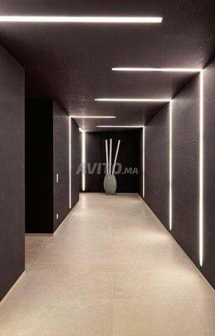 Profilé LED aluminium encastrable  - 1