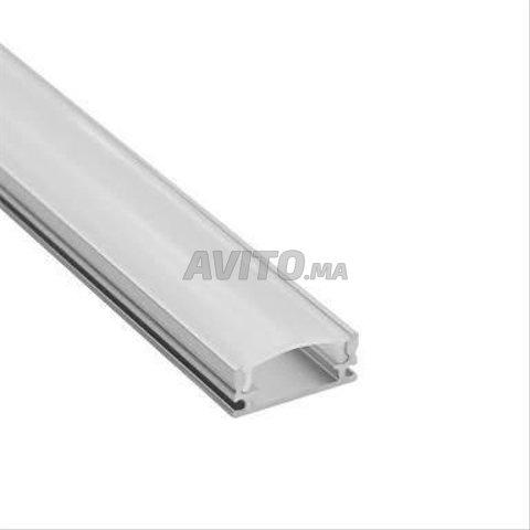 Profilé LED aluminium encastrable  - 5
